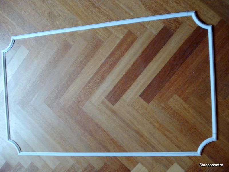 Wandspiegel Deckenspiegel Stuck 102-028 Stucco 110-027 zierlich schlicht