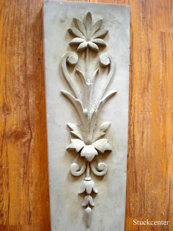 Stuc de fa ade beau grand plaque d corative de b ton pour ext rieur ebay - Plaque de facade exterieur ...