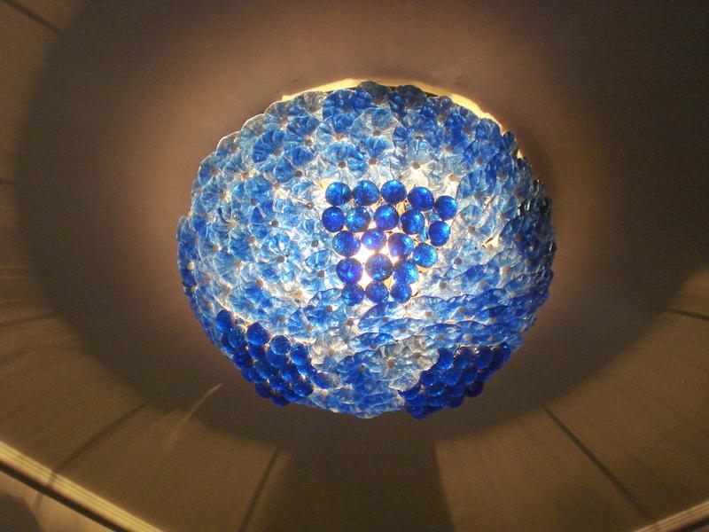 romantische deckenleuchte deckenlampe antike lampe in. Black Bedroom Furniture Sets. Home Design Ideas